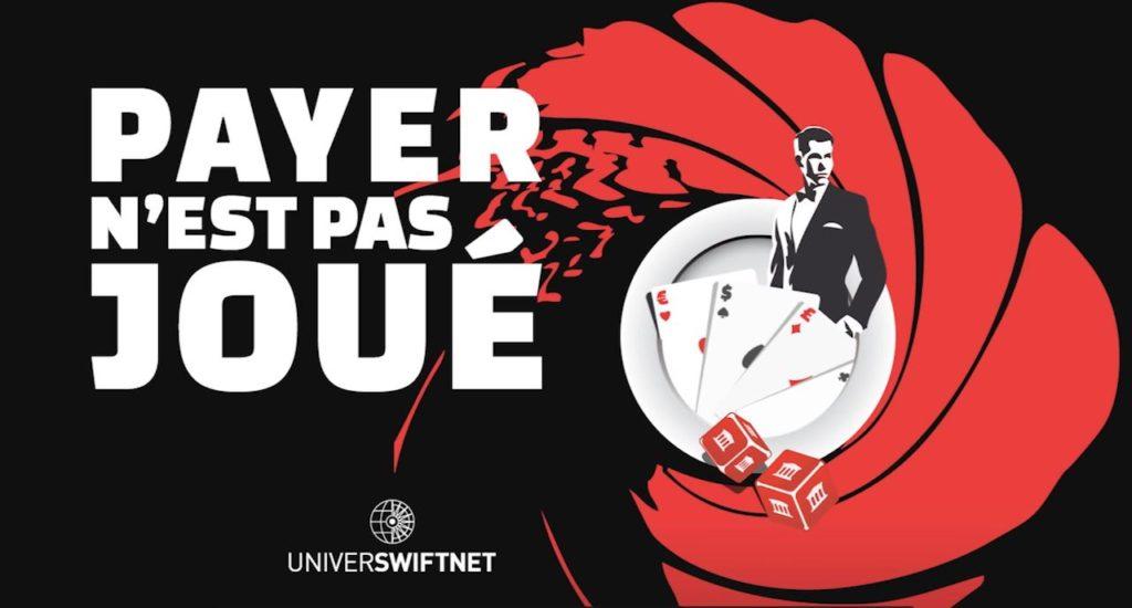 Universwiftnet 2014 - Payer n'est pas jouer film institutionnel parodique