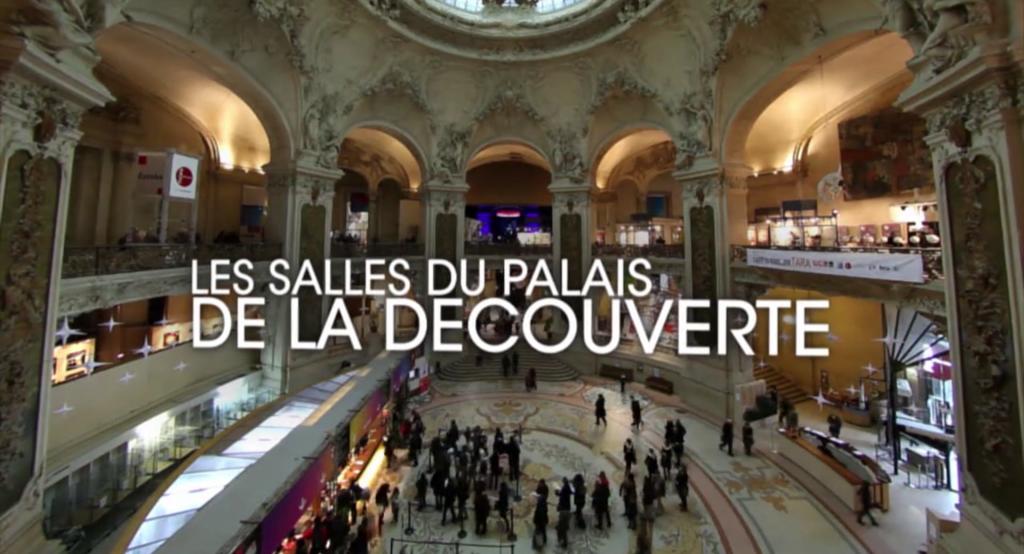 Palais de la découverte _ bande-annonce des expositions permanentes Universcience