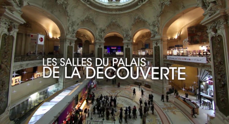 Palais de la découverte : bande-annonce des expositions permanentes film institutionnel