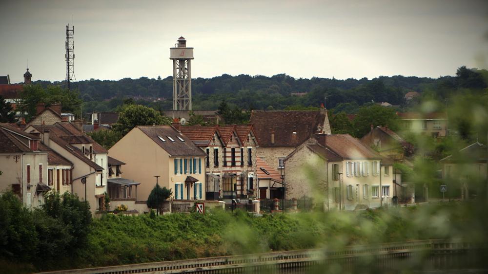 Et l'usine créa la ville, Champagne-sur-Seine