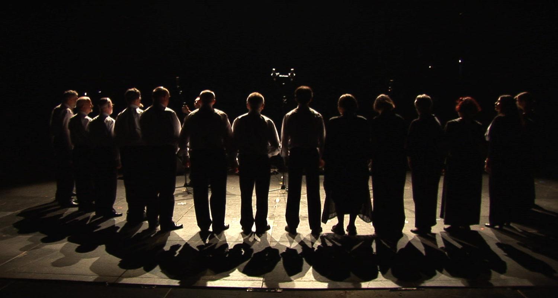 """Concert de la tournée """"D'Une Seule Voix"""" captation Israël Palestine Musique"""