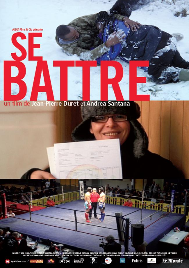 Se Battre - affiche documentaire 5 mars 2014