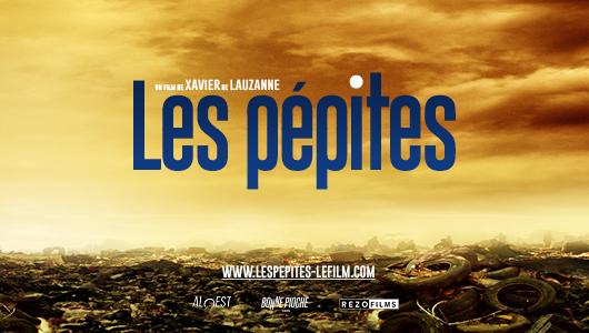 film documentaire - Les Pepites un film de Xavier de Lauzanne - 5 Octobre 2016