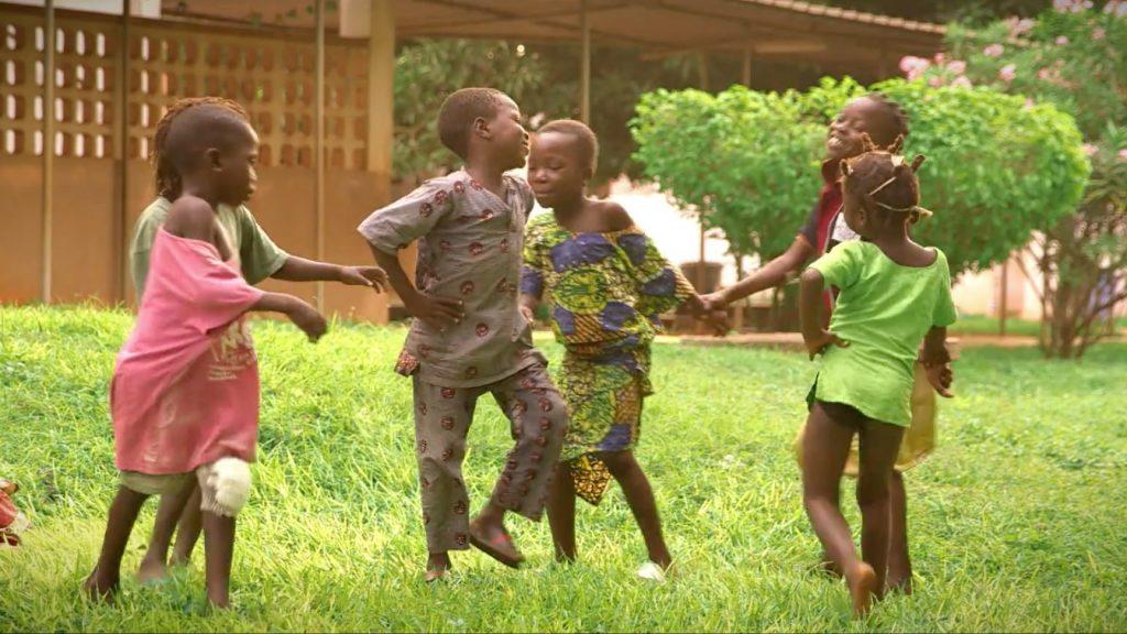 Reportage - Fondation Raoul Follereau - le centre de Pobè (Bénin)