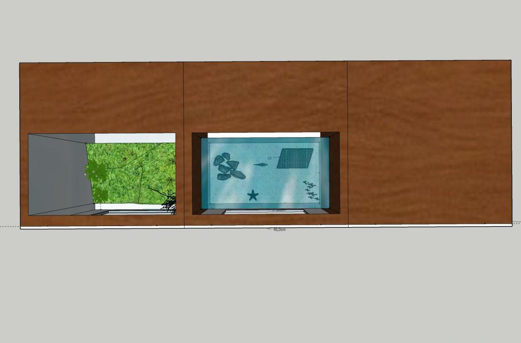 Universcience - Exposition Pasteur - modele 3D - haut