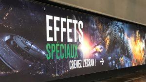 Universcience - effets speciaux crevez l ecran