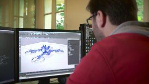 Universcience - effets speciaux crevez l ecran - game of drone