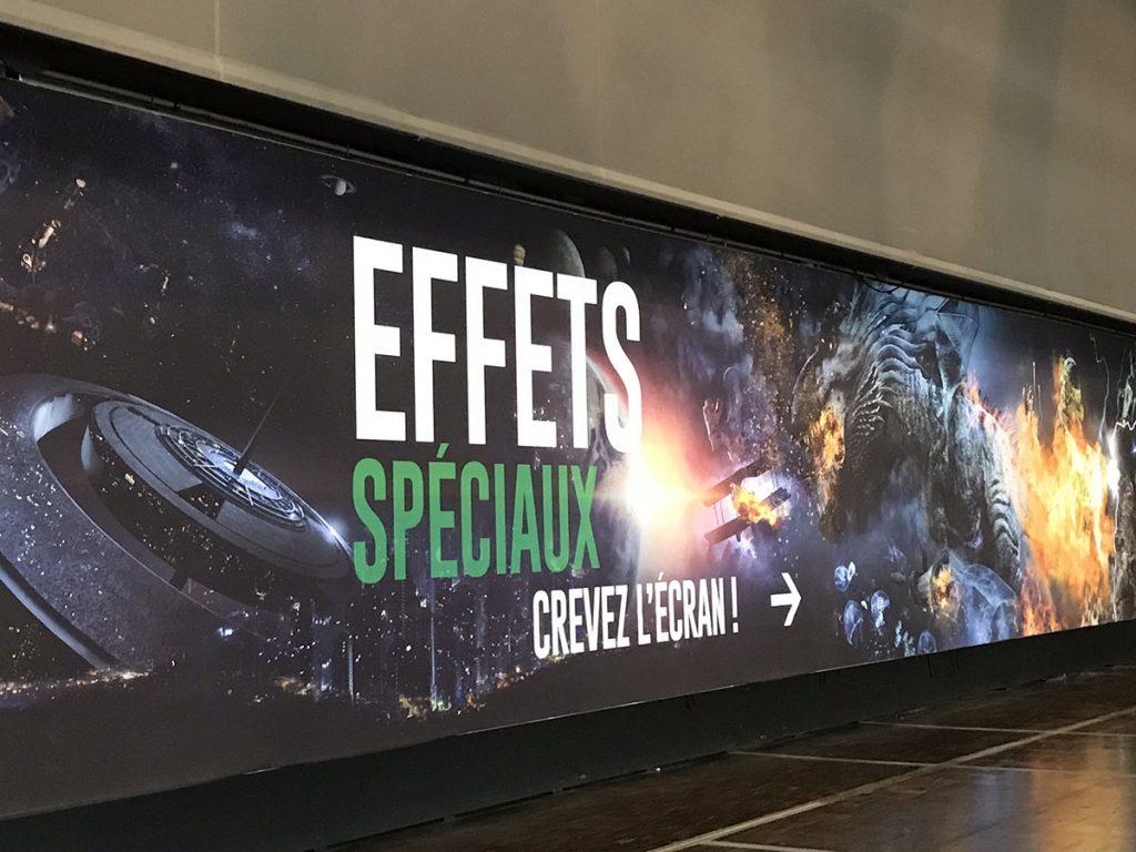 Universcience Effets Speciaux - Entree 2