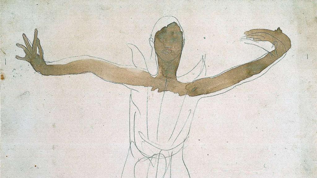 La beauté du geste, un film de Xavier de Lauzanne danse Cambodge ballet dessin Rodin