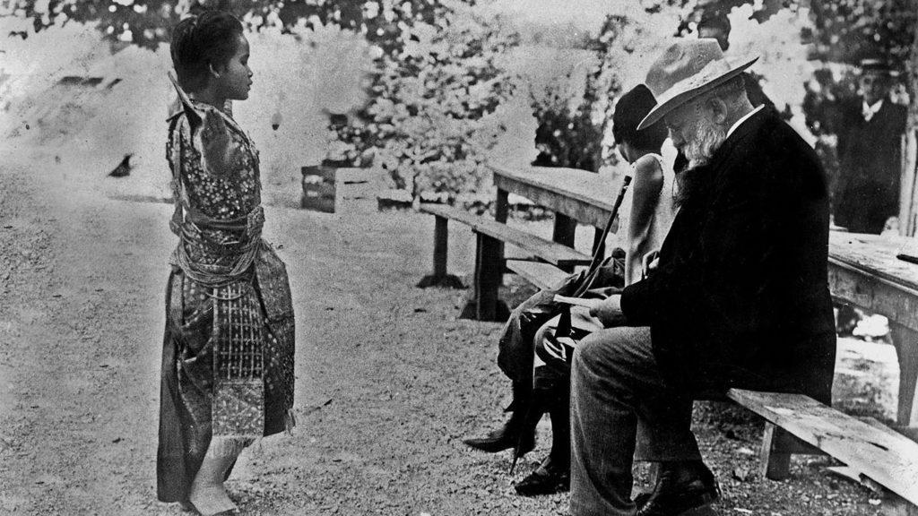 La beauté du geste, un film de Xavier de Lauzanne - Auguste Rodin danse Cambodge ballet dessin Rodin