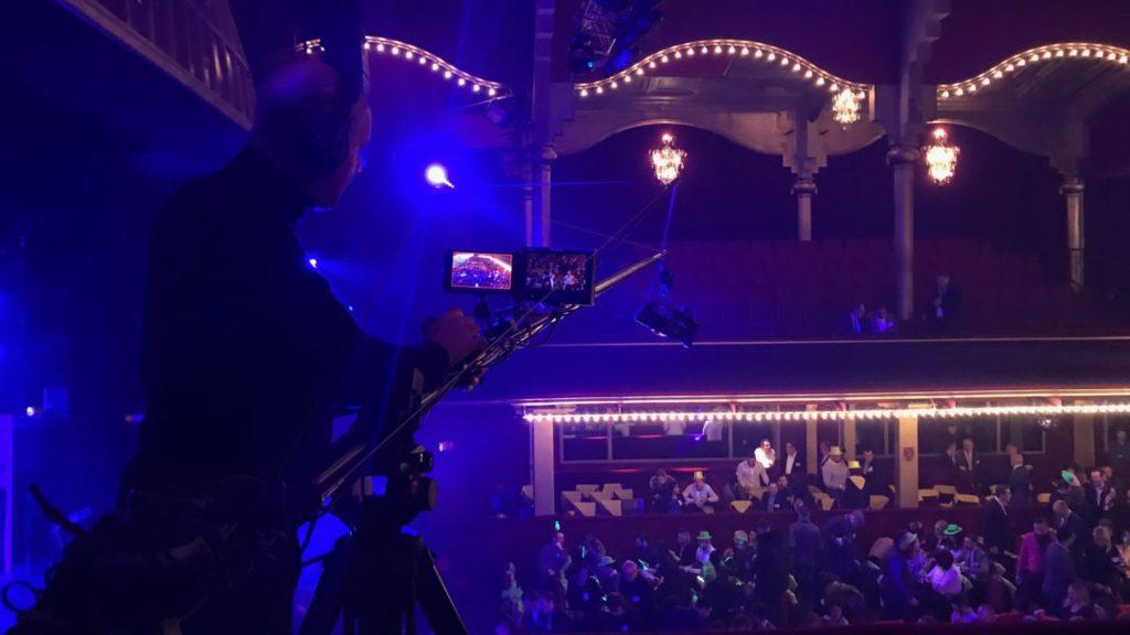 captation - casino de paris - TF1 Events - polecam
