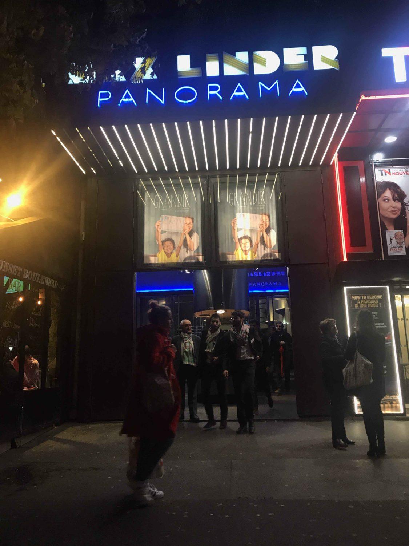 Le film a été présenté en Avant-Première au cinéma Max Linder Panorama (75009)
