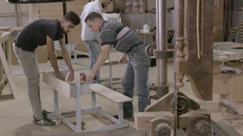 Aloest Image - pub Oeuvre d'orient - Irak - reconstruction