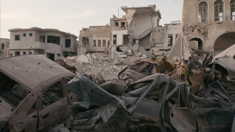 Aloest Image - pub Oeuvre d'orient - Irak - ruines