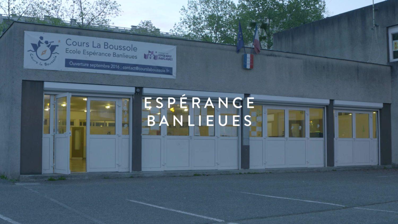 Fondation Bettencourt Schueller - Espérance Banlieues