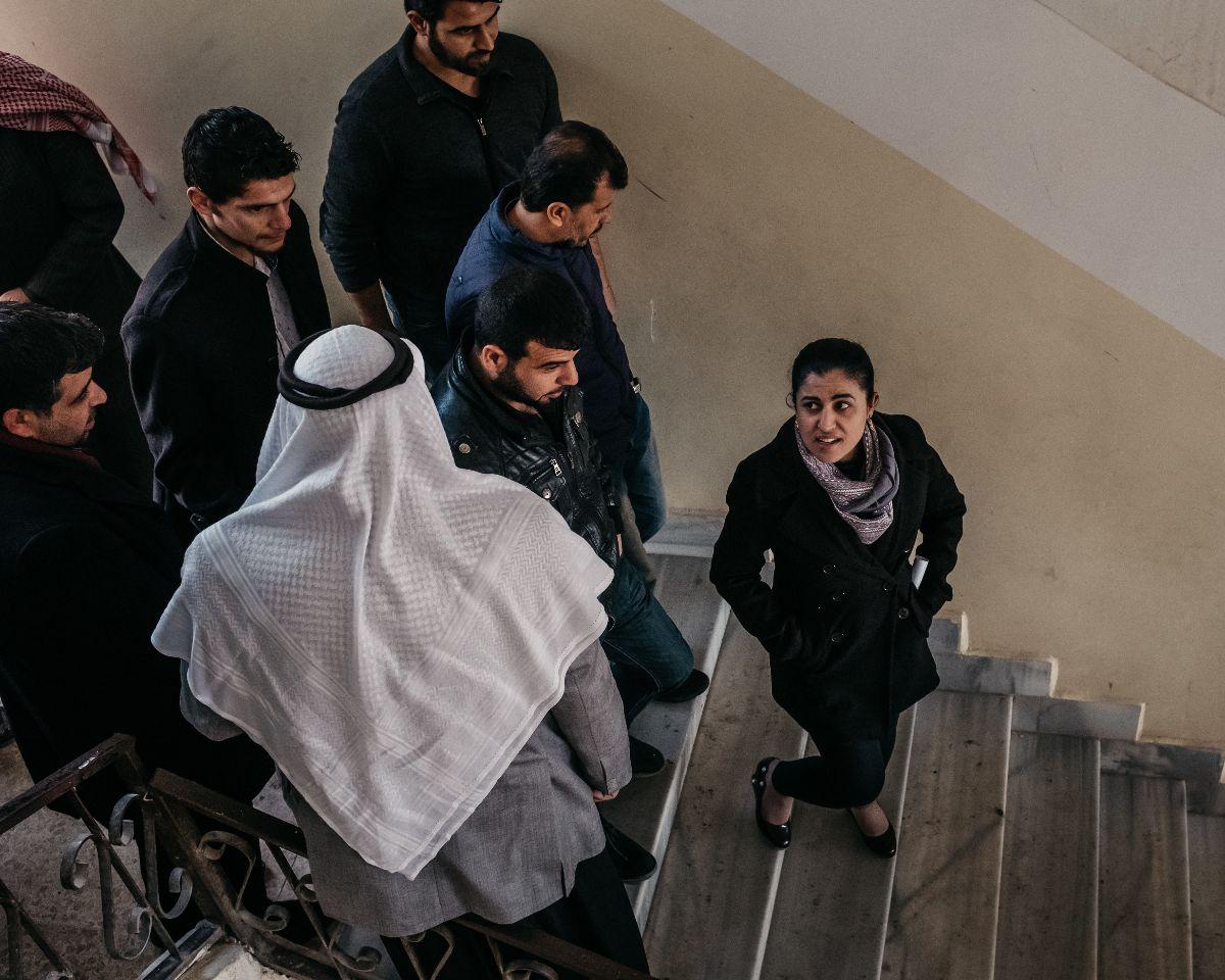 9 Jours à Raqqa - un film de Xavier de Lauzanne