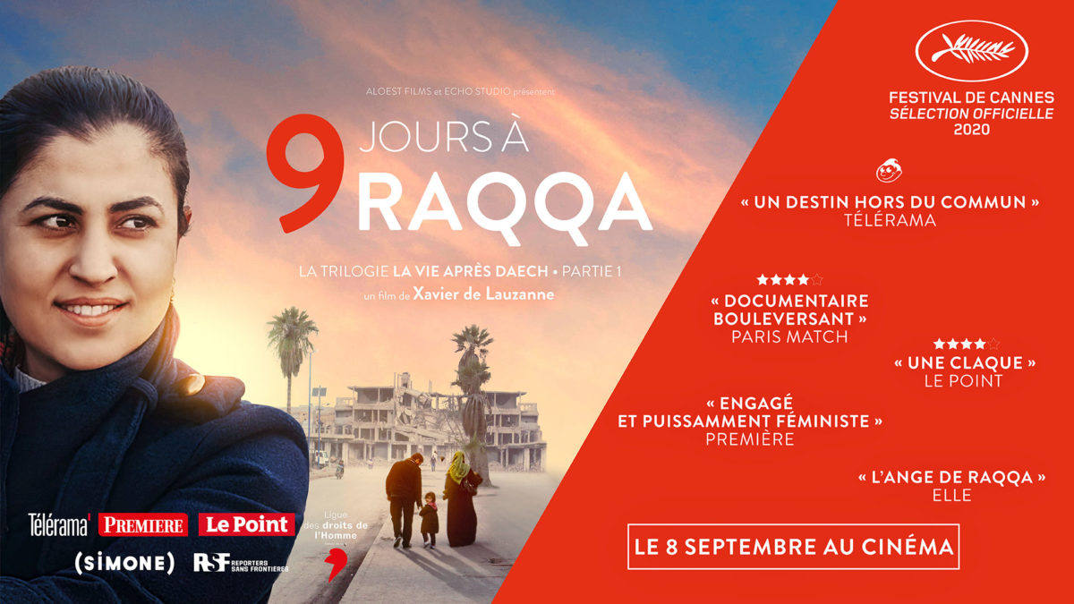 9 jours à Raqqa